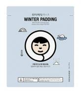 Увлажняющая маска для лица THE FACE SHOP Winter padding moisturizing cream face mask 20 г: фото