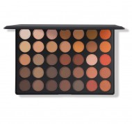 Палетка теней MORPHE 35O - 35 COLOR NATURE GLOW EYESHADOW PALETTE: фото