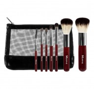 Набор кистей MORPHE SET 602 - 7 PIECE MINI BADGER SET: фото
