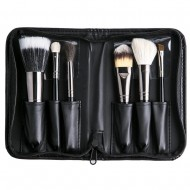 Набор кистей MORPHE SET 685 - 6 PIECE TRAVEL BRUSH SET: фото