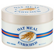 Крем для тела MISSHA Oat Meal Enriched Body Cream: фото