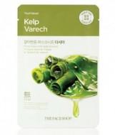 Маска для лица с экстрактом водорослей THE FACE SHOP Real nature mask sheet kelp 20г: фото