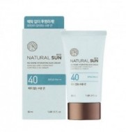 Солнцезащитное средство THE FACE SHOP Natural sun eco no shine hydration sun SPF40 50 мл: фото