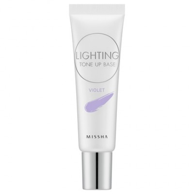 Основа под макияж MISSHA Lighting Tone Up Base SPF30 PA++ (Violet)