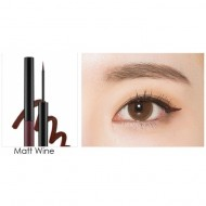 Подводка для глаз MISSHA Real Proof Color Fix Liner (Matt Wine): фото