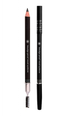 Контурный карандаш для бровей MISSHA Smudge Proof Wood Brow (Dark Brown)