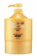Питательная маска с протеинами шелка COSMOCOS Keratin silkprotein hair pack 1000мл: фото