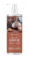 Восстанавливающий бальзам на основе чёрного чеснока DEOPROCE Rinse black garlic intensive energy 1000мл: фото