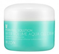 Глубокоувлажняющий гель-крем MIZON Water max aqua gel cream 120мл: фото