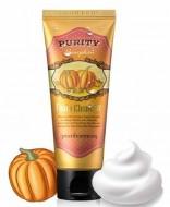 Пенка для умывания с экстрактом тыквы LADYKIN Greenharmony purity pumpkin foam cleanser 100мл: фото