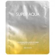 Регенерирующая маска для лица MISSHA Super Aqua Cell Renew Snail Hydro Gel Mask: фото