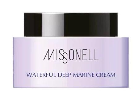Высокоувлажняющий крем с морскими минералами MISSONELL Waterful deep marine cream 50г: фото