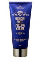 Пилинг-крем для кожи ног LABEL YOUNG Shocking Foot Peelling Cream 100мл
