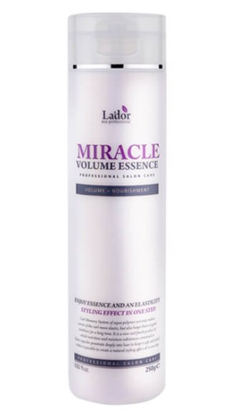 Увлажняющая эссенция для фиксации и объма волос LA'DOR Miracle volume essence 250г: фото