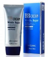 Восстанавливающий ВВ-крем против морщин 3W CLINIC BB Cream Wrinkle Intensive 50мл