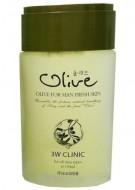 Тонер для мужчин c экстрактом оливы 3W CLINIC Olive For Man Fresh Skin 150мл