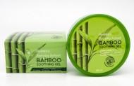 Многофункциональный гель на основе вытяжки бамбука 99,5% DEOPROCE Everyday refresh bamboo soothing gel 300мл: фото