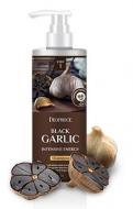 Интенсивный восстанавливающий шампунь с чёрным чесноком DEOPROCE Shampoo black garlic intensive energy 1000мл: фото