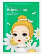 Тканевая маска уменьшающая воспаления THE ORCHID SKIN Balance Mask 25г: фото