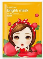 Тканевая осветляющая маска THE ORCHID SKIN Bright Mask 25г: фото