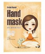 Тканевая маска для рук с экстрактом цветком орхидеи THE ORCHID SKIN Hand Mask Sheet 18мл: фото
