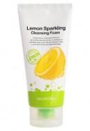 Пенка для умывания с экстрактом лимона SECRET KEY Lemon Sparkling Cleansing Foam: фото