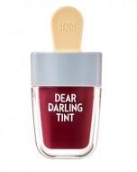 Увлажняющий гелевый тинт для губ ETUDE HOUSE Dear Darling Water Gel Tint №306 Shark Red: фото