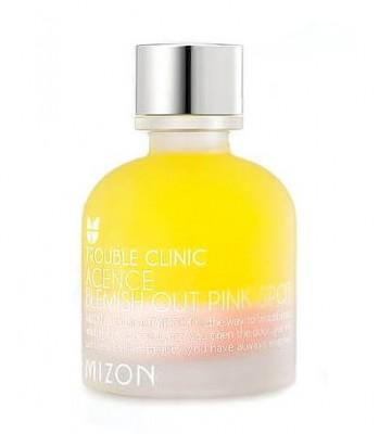Точечное средство для лечения акне и воспалений кожи MIZON Acence Blemish Out Pink Spot: фото