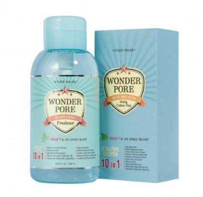 Тоник для очищения пор ETUDE HOUSE Wonder Pore Freshner 10in1 500мл: фото