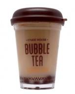 Ночная маска с экстрактом черного чая ETUDE HOUSE Bubble Tea Sleeping Pack Black Tea: фото