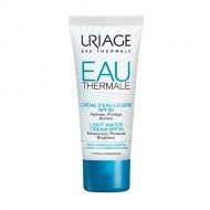 Легкий увлажняющий крем для нормальной и комбинированной кожи SPF20 URIAGE Eau Thermale 40мл: фото