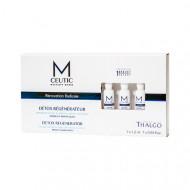 Интенсивный концентрат c детокс-эффектом для сияния кожи THALGO 7*1,2 мл: фото
