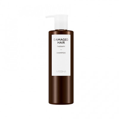 Шампунь для волос MISSHA Damaged Hair Therapy Shampoo 400 мл