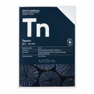 Маска для лица MISSHA Phytochemical Skin Supplement Sheet Mask (Tannin/Purifying): фото