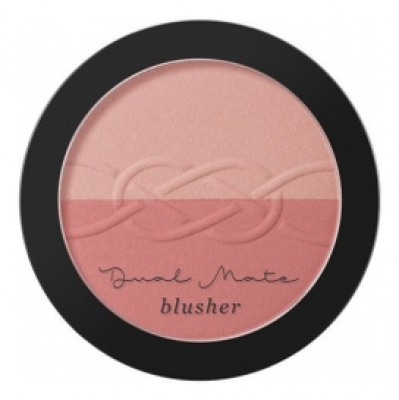 Румяна для лица MISSHA Dual Mate Blusher Rose Blues: фото