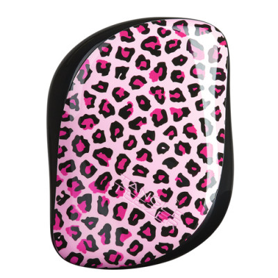 Расческа для волос TANGLE TEEZER Compact Styler Pink Kitty: фото