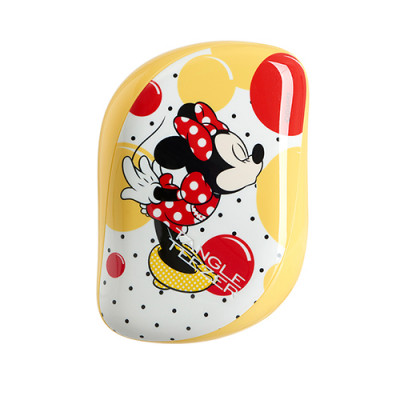Расческа TANGLE TEEZER Compact Styler Minnie Mouse Sunshine Yellow желтый: фото