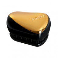 Расческа TANGLE TEEZER Compact Styler Bronze Chrome золото: фото