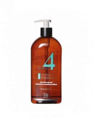 Шампунь терапевтический №1 для нормальных и склонных к жирности волос SIM SENSITIVE System4 500 мл: фото