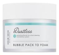 Очищающая маска для лица MISSHA Near Skin Dustless Bubble Pack To Foam 90 гр: фото