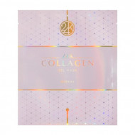 Маска для лица с коллагеном MISSHA 24K Collagen Gel Mask 30 мл: фото