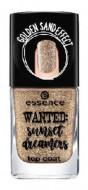 Верхнее покрытие для ногтей ESSENCE Wanted sunset dreamers 01: фото