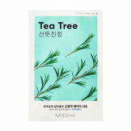Маска для лица MISSHA AIRY FIT SHEET MASK [TEA TREE]: фото