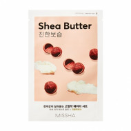 Маска для лица MISSHA AIRY FIT SHEET MASK [SHEA BUTTER]: фото
