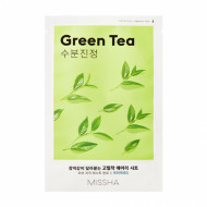 Маска для лица MISSHA AIRY FIT SHEET MASK [GREEN TEA]: фото