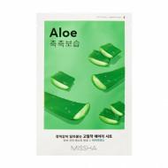 Маска для лица MISSHA AIRY FIT SHEET MASK [ALOE]: фото
