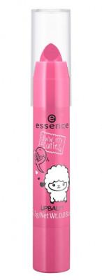 Бальзам для губ ЕSSENCE Aww My Cuties Kiss Meeh 02 розовый Essence