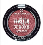 Тени для век ЕSSENCE Melted Chrome 01 розовый: фото