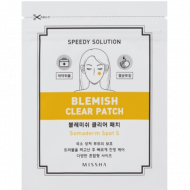 Патч для лица MISSHA Speedy Solution Blemish Clear Patch: фото