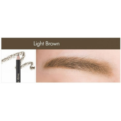 Контурный карандаш для бровей MISSHA Smudge Proof Wood Brow (Light Brown)